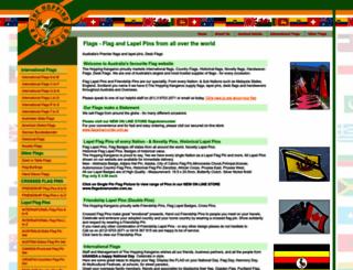 hoppingkangaroo.com.au screenshot