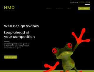 hoppingmad.com.au screenshot