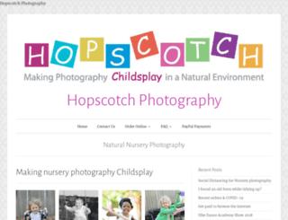 hopscotch-photography.co.uk screenshot