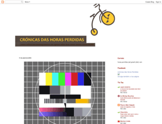 horas-perdidas.blogspot.com screenshot