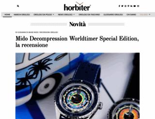 horbiter.com screenshot