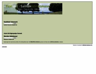 hordaland.samsok.no screenshot