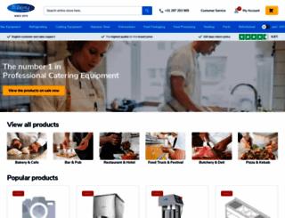 horecawebshop.com screenshot