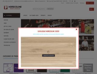 horecoline.com screenshot