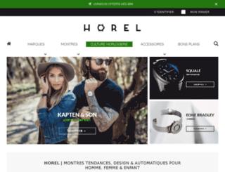 horel-store.com screenshot
