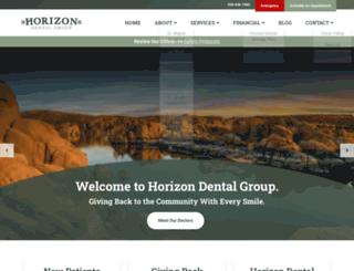 horizondds.com screenshot