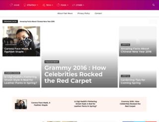 horizontalimage.com screenshot
