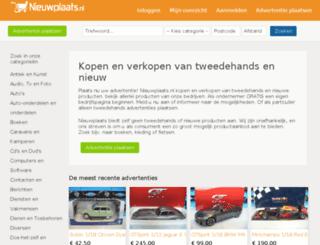 horloges.nieuwplaats.nl screenshot