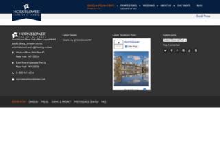 hornblower.ticketmob.com screenshot