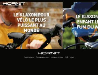 hornit.fr screenshot