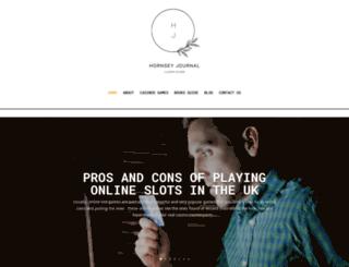 hornseyjournal.co.uk screenshot