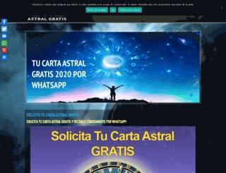 horoscoposemanalgratis.es screenshot