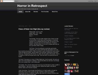 horrorinretrospect.blogspot.com screenshot