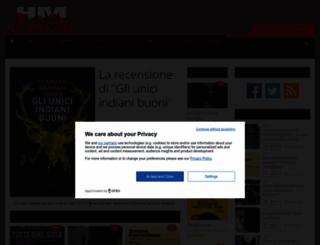 horrormagazine.it screenshot
