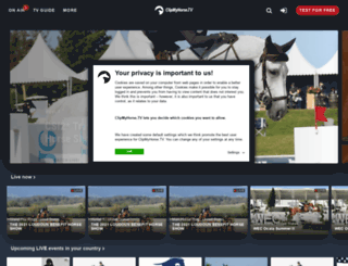 horse-live.com screenshot