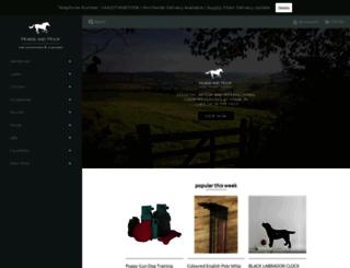 horseandhoof.eu screenshot