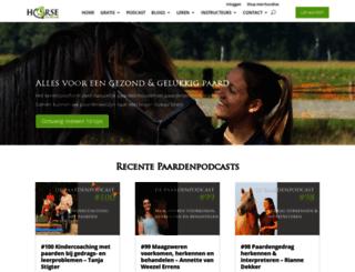 horseinmind.nl screenshot