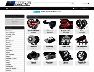 horsepowerfreaks.com screenshot