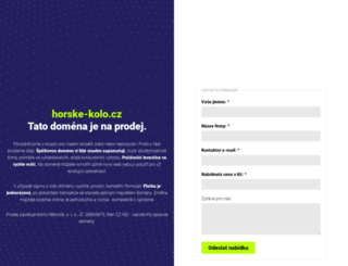 horske-kolo.cz screenshot