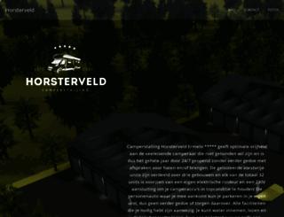 horsterveld.nl screenshot
