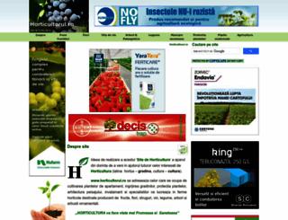horticultorul.ro screenshot