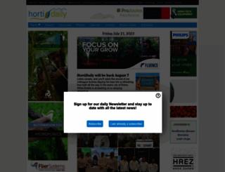 hortidaily.com screenshot