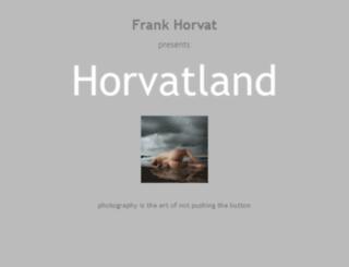 horvatland.com screenshot