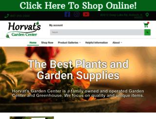 horvatnursery.com screenshot