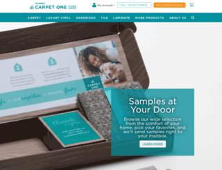 hosnercarpetonecanton.com screenshot