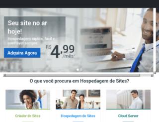 hospedagem.infolink.com.br screenshot