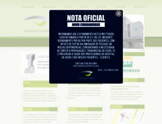hospitaldavisaonatal.com.br screenshot