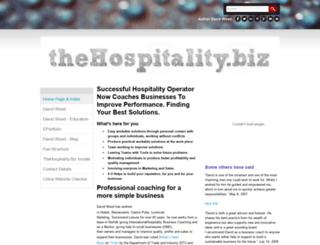 hospitalitybusinesscoach.weebly.com screenshot
