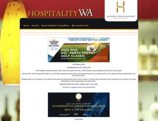 hospitalitywa.com.au screenshot