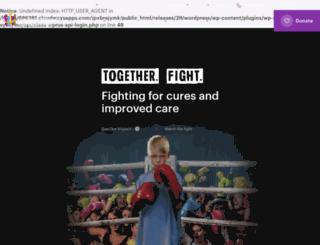 hospitalresearch.com.au screenshot