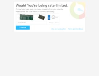hospitals.healthgrove.com screenshot