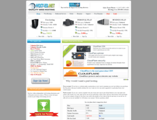 host-ed.net screenshot