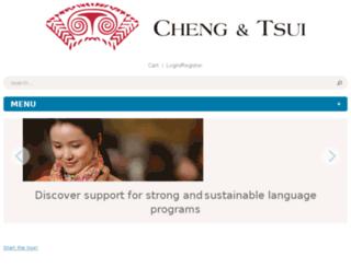 host.cheng-tsui.com screenshot