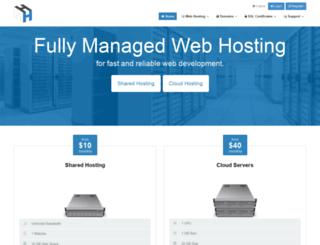 hostco.com screenshot