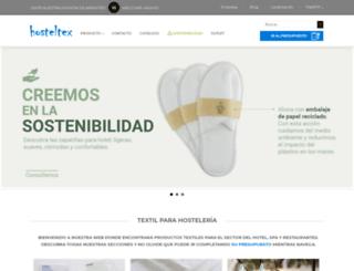 hosteltex.com screenshot