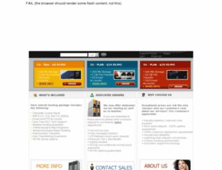 hostexcellence.com.au screenshot