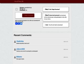 hostfiles.in screenshot