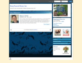 hosting-21886.tributes.com screenshot
