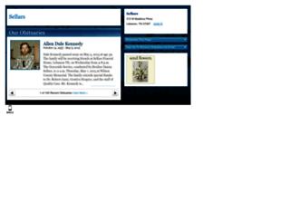 hosting-24611.tributes.com screenshot