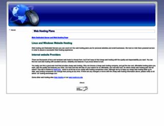 hosting-advantage.com screenshot