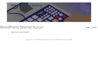 hosting.10tr.net screenshot