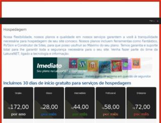 hosting.lakura.net screenshot