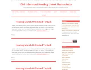 hosting.niaga.hol.es screenshot