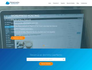 hostingmonagas.com screenshot