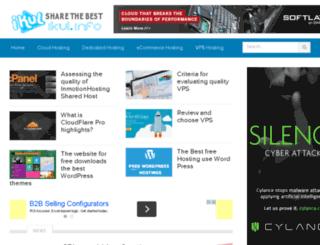 hostingreviewaz.com screenshot