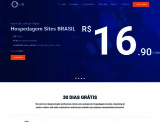 hostligado.com.br screenshot